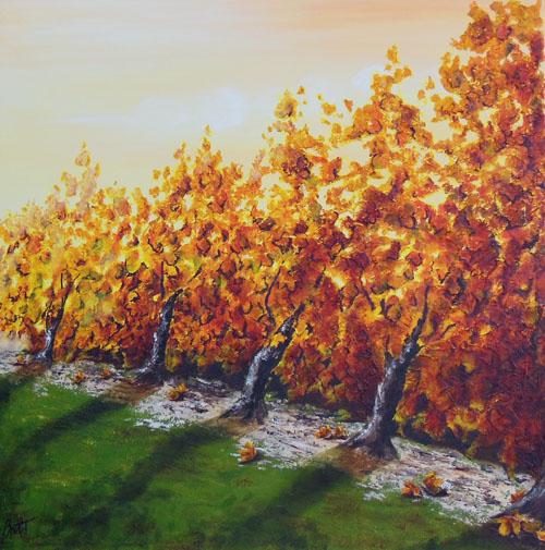 Vignes (vendu)