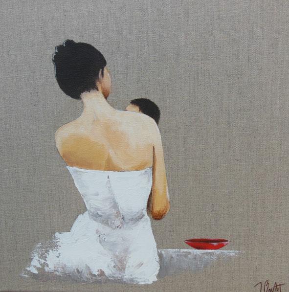 Vietnam jeune maman