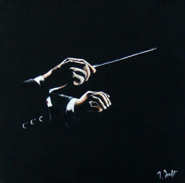 Le chef d'orchestre (vendu)