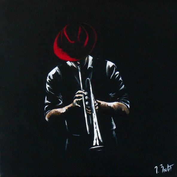Trompettiste (vendu)