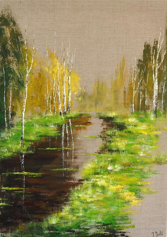 Ruisseau (vendu)
