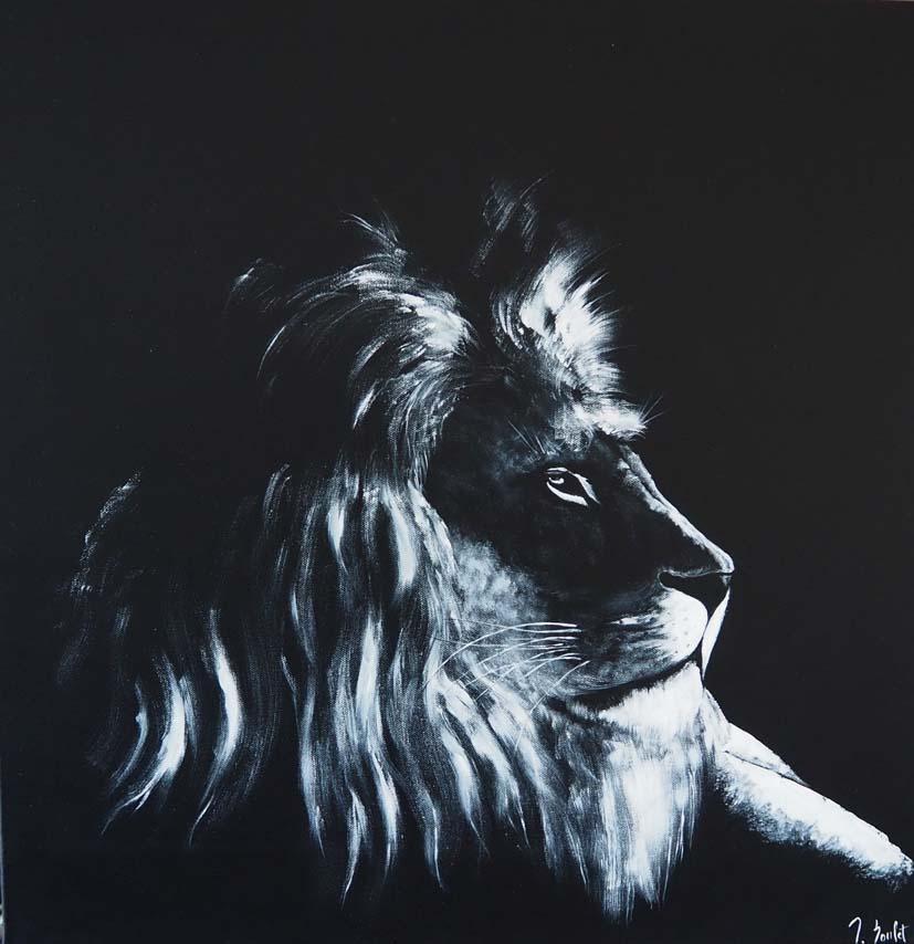 Lion (vendu)